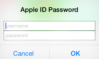 iOS 9 keeps asking me over and over for my iTunes password.