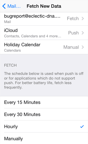 How to reduce email communication on your iPhone