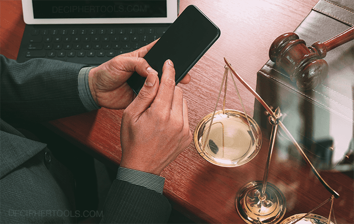 Ways for Lawyers to organize text messages from clients.