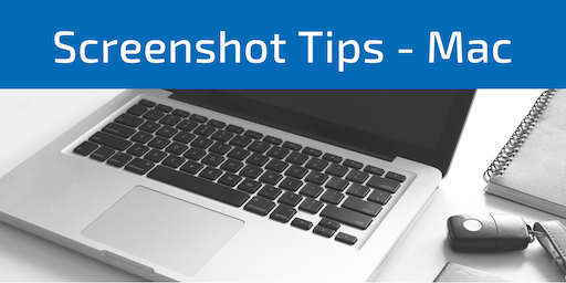 Screenshot Tips for Mac