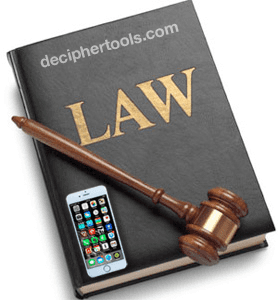 SMS, iMessage, and MMS text messages are becoming a common form of evidence in court cases and other legal disputes
