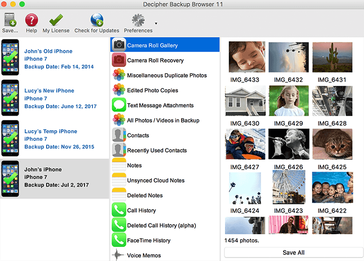 How to Recover Deleted Photos on iPhone - Mac or Windows